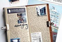 Bullet journals etc.