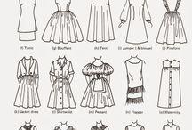 sketch dress