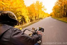 Motorcycling In Marquette County / by Travel Marquette Michigan