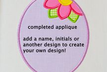 Machine Embroidery / Resources and tutorials for machine embroidery.