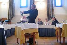 Sumiller Restaurante El Rincon del Faro