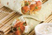 Secret recipe...Wraps n rolls..