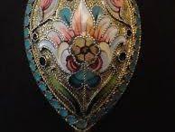 Russian Enamel, Antique