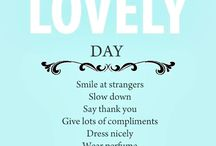 reasons to be happy / by Jill Stark