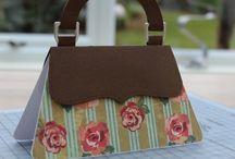 Handbag/purse cards