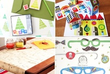Crafts for Kids / Easy crafts and fun activities for kids of all ages.