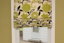 Roman Shades / by Desiree Tolle Forwoodson