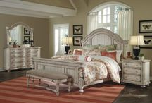Coastal Furniture: Beach House Chic / Taking traditional to the beach with the Belmar Collection by A.R.T. Furniture.