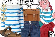 Disney Fashion / clothing to show off my Disney side / by Kelly Williams