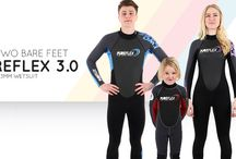 Wetsuits / Check out out whole range of wetsuits at Two Bare Feet!