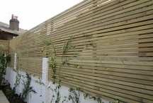 Fences and screening