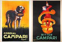 Italian '900 Advertising / Raccolta di manifesti, brochure ed altro materiale promozionale realizzato per campagne pubblicitarie