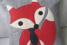 More Fun Pillows for Kids / Here are some fun pillows for kids of all ages
