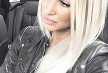 Blond platină