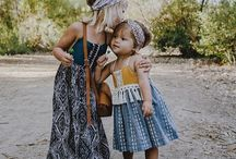 Boho Kids Outfit