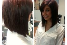 Beautiful Brown Hair / by Molly Anderson