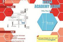 Informasi Hexxa Academy Kediri / Bimbingan Belajar & Life Skills