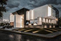 ARCHITECTURE \ MODERN \ VILLA