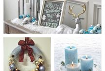 Christmas Decorations by Handmade Detail / Christmas Decorations