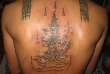 Yak Sant Tatoo