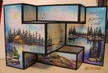 SU: Fold Cards