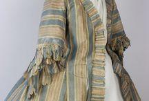 18th century : Robe à la française 1760