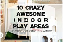Indoor playspace