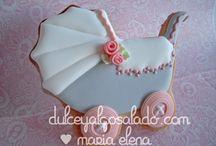 galletas decoradas / Royal icing