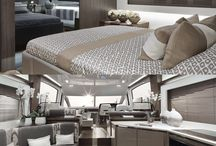 Yachts / All interiors