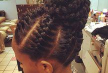 penteado Tranças