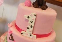 tortas niñas
