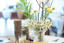 Casamento Fabi - decoração