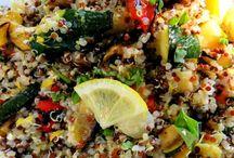 Quinoa salada