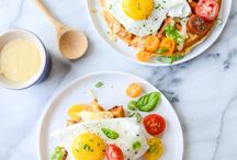 Breakfast and Brunch Recipes / Recipes and ideas for delicious breakfast and brunches.