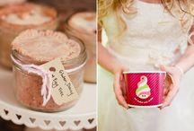 wedding love. cakes