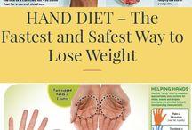 hand diet