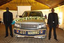 Wedding Kenya Transport