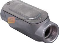 Fittings / Crouse-Hinds Hazardous type and Industrial Steel Fittings