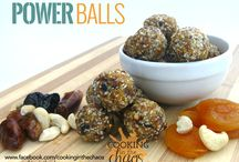 Balls and Raw Treats - Cooking in the Chaos