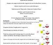 Carta de Ca la Maria Desembre 2012 / by Restaurante Ca la Maria