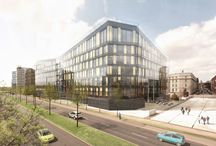 HM2 / Multi flexible office building Copenhagen, Denmark Under construction