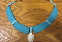DIY costumes / Pocahontas necklace