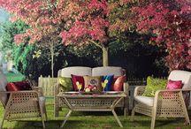 bahçe mobilyasi