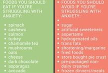 anxiety foods