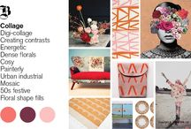 A/W 2015/16 Home  |  Collage / Trend Bible Home & Interior Trends Autumn/Winter 2015/16