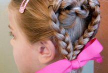 髪型 子供 女の子