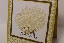 Craft - cards - get well