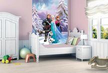 Inspiratie Frozen Kamer / Inspiratie pins voor een Disney Frozen kamer