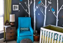 Nursery Ideas / by Tonya Stanfield