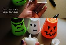 Project Ideas: Spooky Crafts! / Get ready for Halloween with some spooky crafty projects!